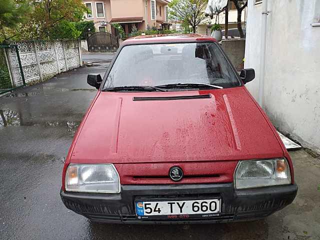 Araç fazlalığından satılık garaj aracı