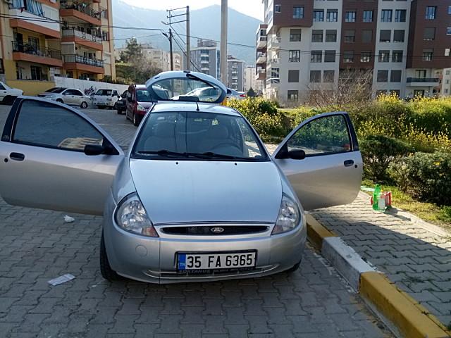 2000 model Ford Ka İzmir