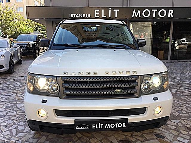 IST.ELİT MOTOR DAN 2007 RANGE ROVER SPORT HSE BAYİ