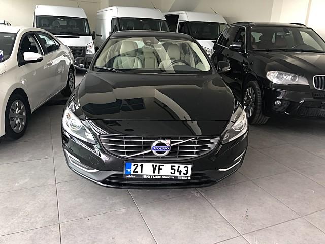 İSKİTLER OTODAN 2017 VOLVO S60 BOYASIZ ADVENCE