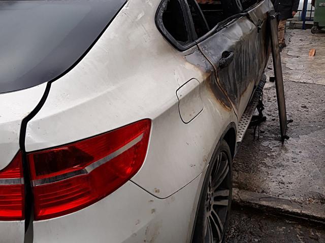 BMW X6 4.0 XDRİVE 2012 MODEL HURDA BELGELI