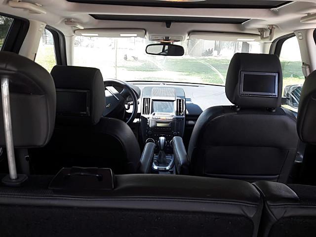 Land Rover 2010 Model