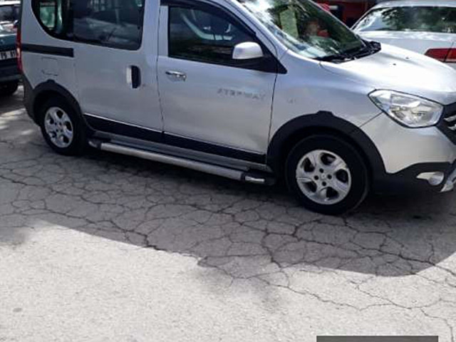 orjınal Dacia Dokker 1.5 dCi Stepway bolesı bulunmazz
