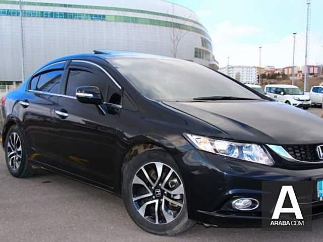 Honda Civic 1.6 i-VTEC Executive