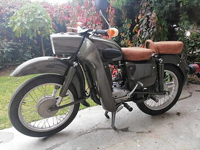 63 ALMAN MZ  150 CC