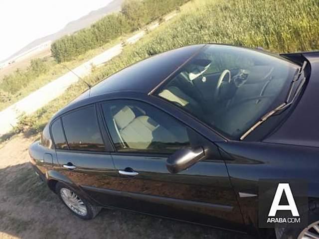 Renault Megane 1.5 dCi Privilege Yedek jantlı 2. sahibinden