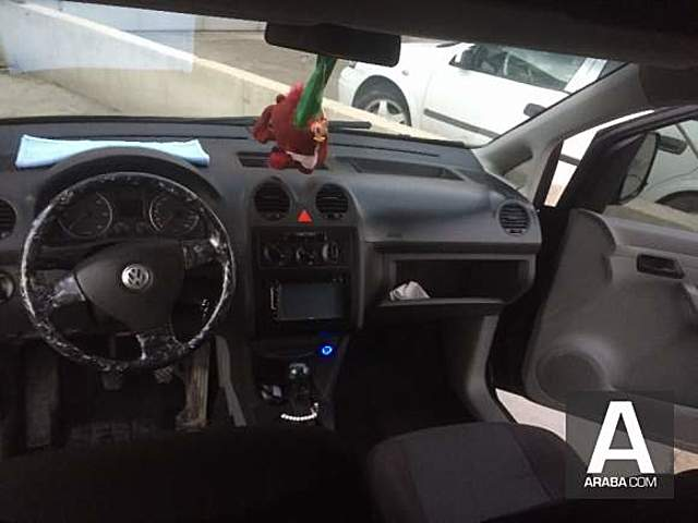 Volkswagen Caddy 1.9 TDI Kombi Team