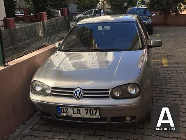 ORJİNAL KAYITSIZ EFSANE KASA 2003 Wolkswagen Golf 1.6 Pasific