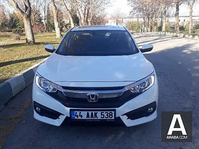 Honda Civic 1.6 i-VTEC Eco Elegance