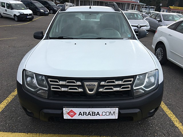 2016 Model 2. El Dacia Duster 1.5 dCi Ambiance - 182000 KM