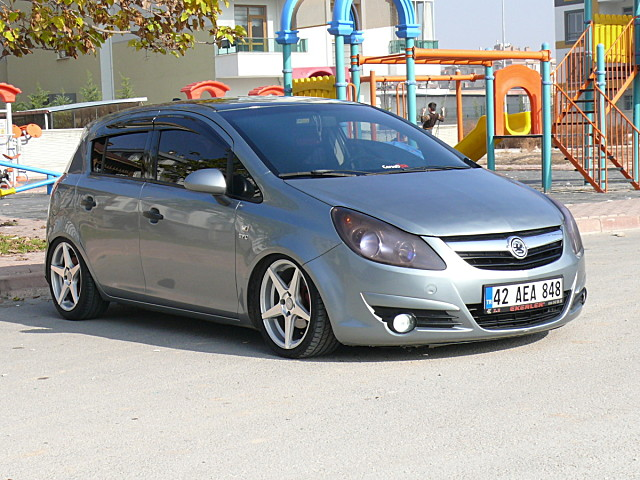 AİR CORSA 1.3 CDTİ FULL DONANIM