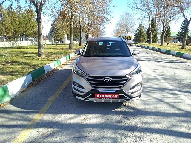 2017 HYUNDAİ TUCSON 1.6 T-GDI STYLE OTOMOTİK