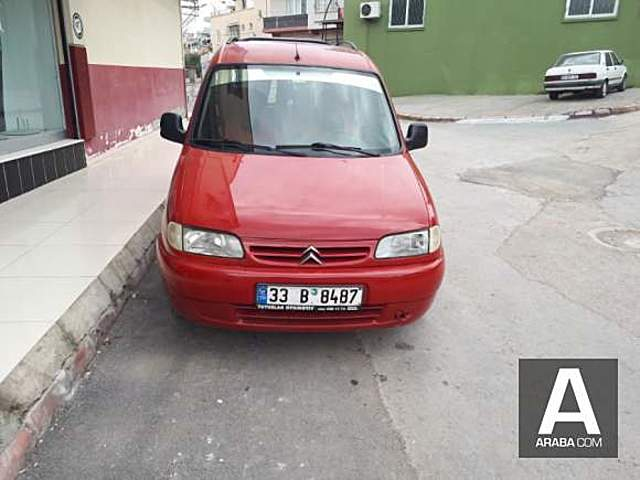 Citroën Berlingo 1.9 D