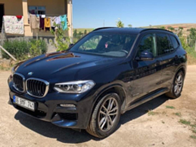 BMW X3 2.0İ sDrive First Edition M