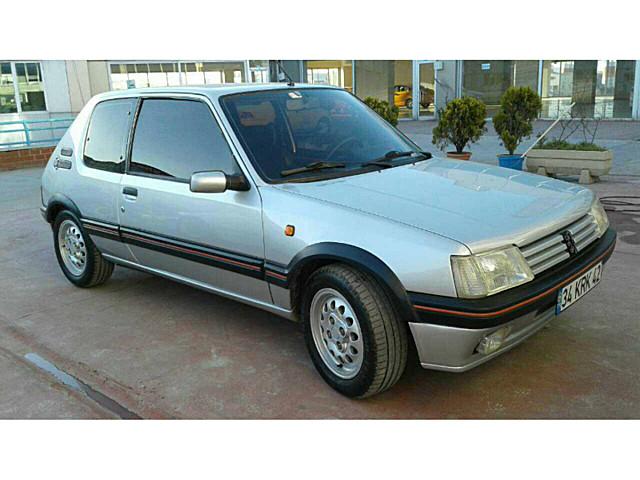 2el Peugeot 205 Istanbul 1687648 Tasitcom
