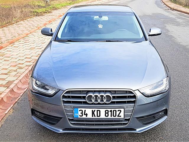 Sahibinden satılık Audi A4 MMI paket