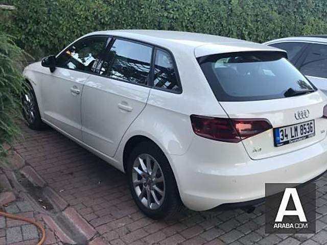 Audi A3 1.6 Attraction  fiyat düştü