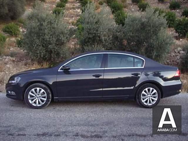 Volkswagen Passat 1.6 TDi BlueMotion Trendline 2012 Dizel Passat