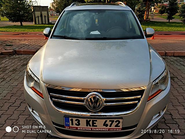 2011 VW TİGUAN 1.4 TSİ FUN FUNCTİON 4 MOTİON CAM TAVAN