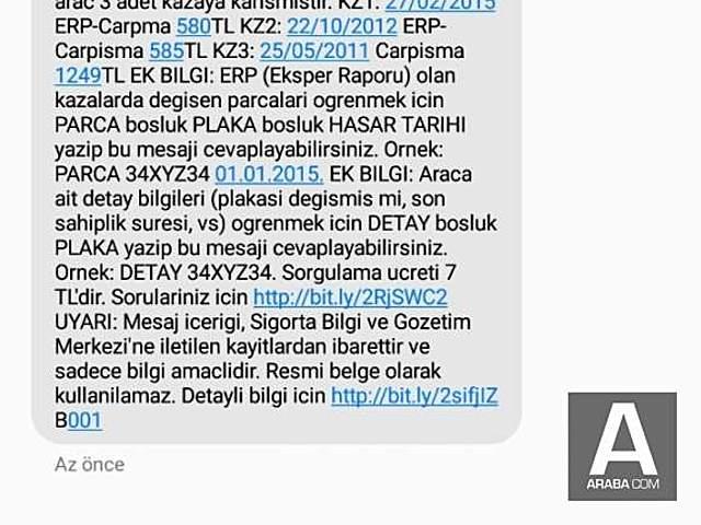 Acil Kia Cerato 1.6 GSL