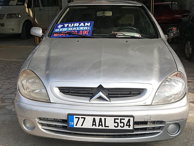 2.el citroen xsara bursa - 2602119 araba.com