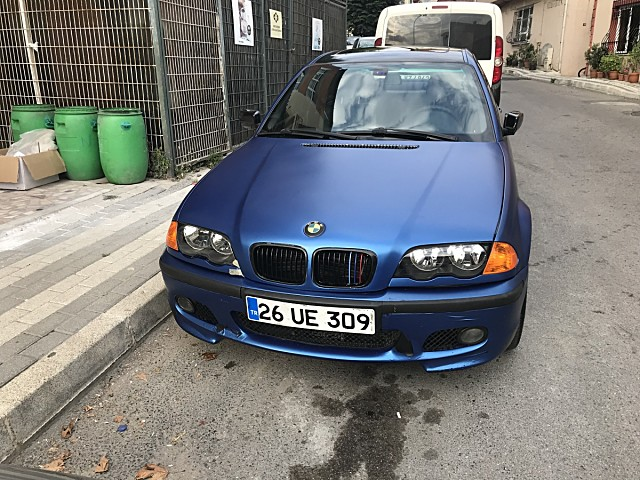 2001 MODEL E46 316 LPG