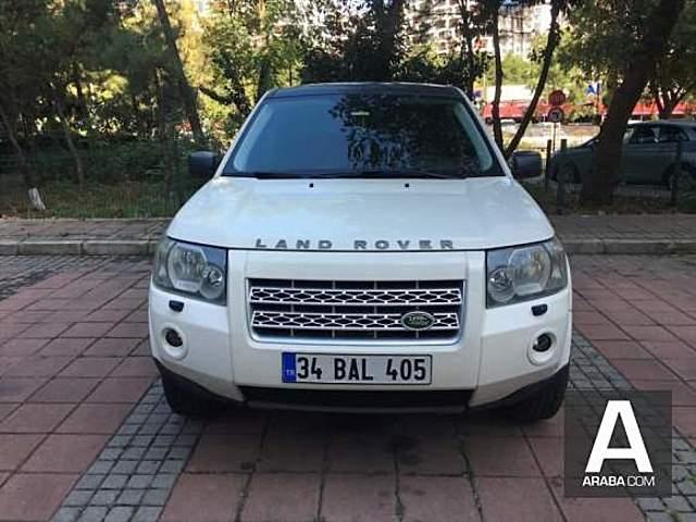 Land Rover Freelander II 2.2 TD4 HSE