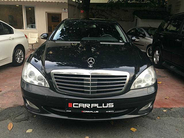 2010 Mercedes S 320 Cdı Tam Dolu Short Carplus'Tan