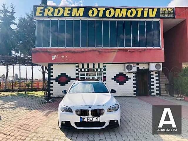 2011 BMW 5 Serisi 520d Ful Paket
