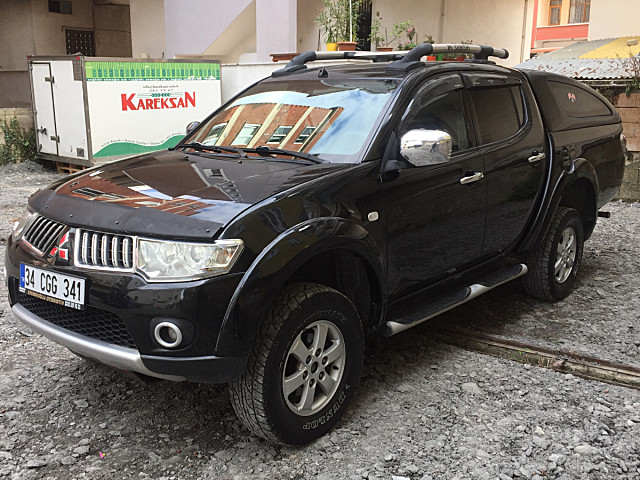 HATASIZ 2011 MODEL 4X4 5CAM 170HP L200