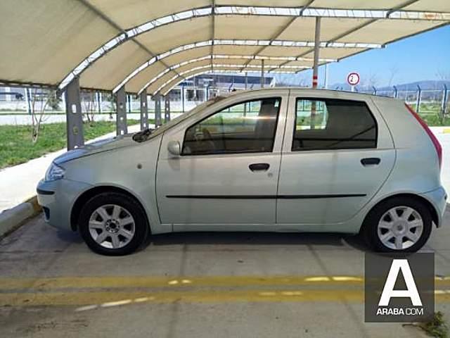 Orjinal 106 Binde Klimali Fiat Punto 1.4 Dynamic Benzin   LPG