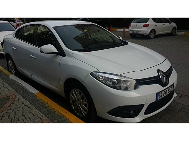 2 El Renault Fluence Istanbul 3269109 Tasit Com