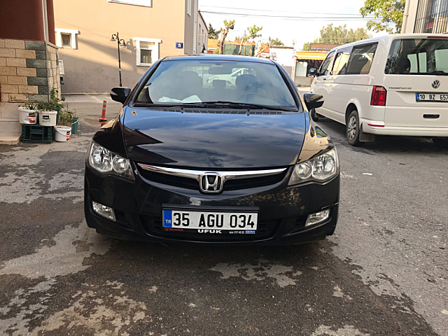 Honda Civic 1.6i-vtec