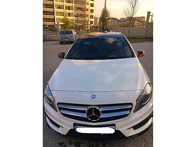 İlk sahibinden Hatasız Boyasız Mercedes A 180 CDI BlueEfficiency AMG 2013 Model   1.5 DİZEL 109 BG 6 İleri Vites