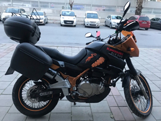 2el Kawasaki Kle 500 142948 Tasitcom
