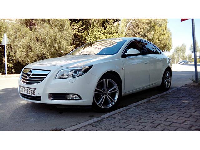 Kazasız boyasız değişensiz. Lpg li Opel İnsignia