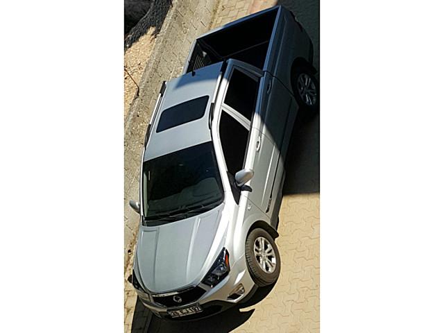 Mathis firsat  Ter-temiz  Super confor  guc  ekonomik -  Korando Special Edition 6A T Q2WD Full Otomatik.