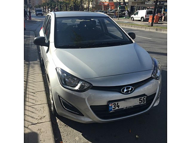 2el Hyundai I20 Istanbul 970125 Tasitcom