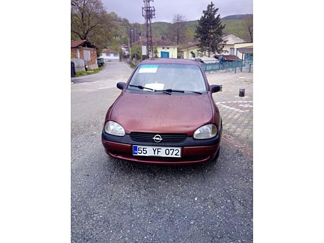 Opel Corsa GLS 1.4 -16V Benzinli 1997 model alıcısına temiz bakımlı