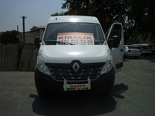 PANELVAN KİRALAMA KEOPS RENT A CAR