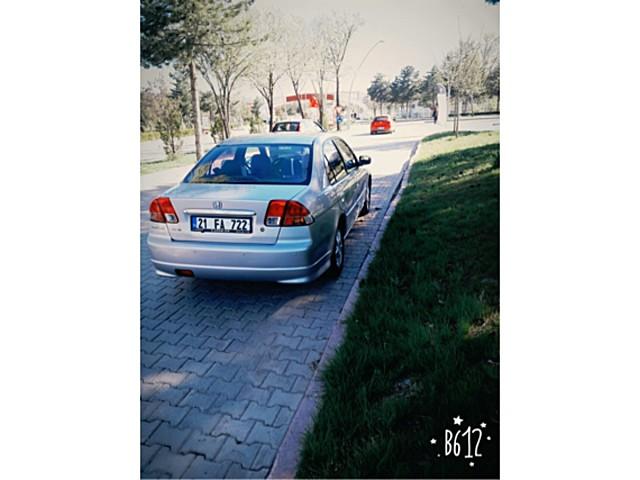 2el Honda Civic Elazığ 3996910 Tasitcom
