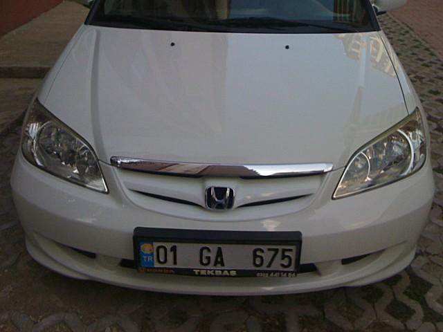 2el Honda Civic Adana 167686 Tasitcom