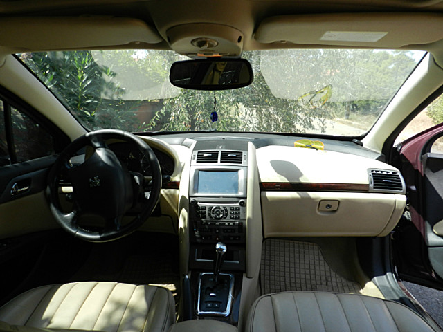 Temiz Peugeot 407 Sw Full Full