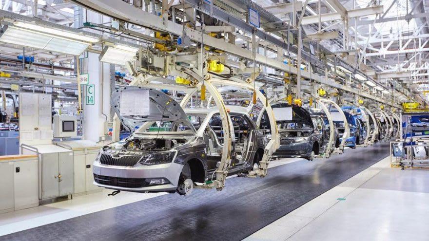 arabaların üretimi