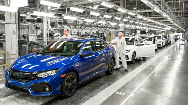 üretimi durduran 16 otomobil markası
