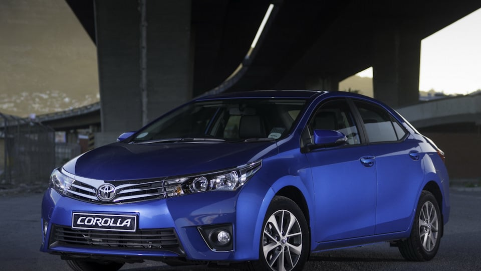 Toyota Corolla Mavi