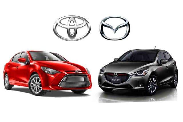 Mazda ve Toyota Birleşiyor