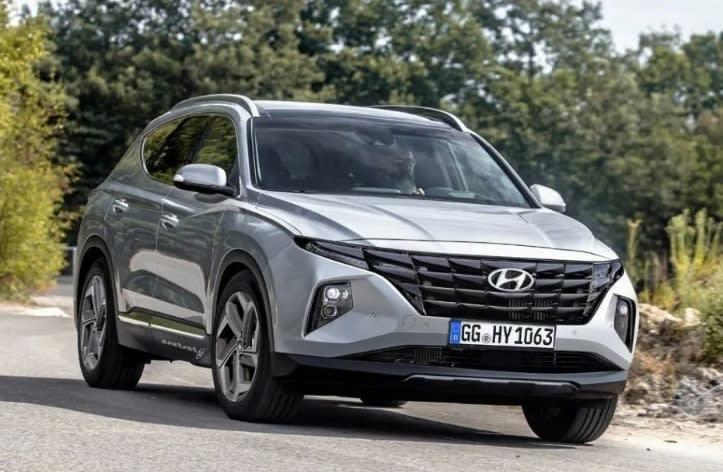 2021 Hyundai Tucson Tanıtıldı