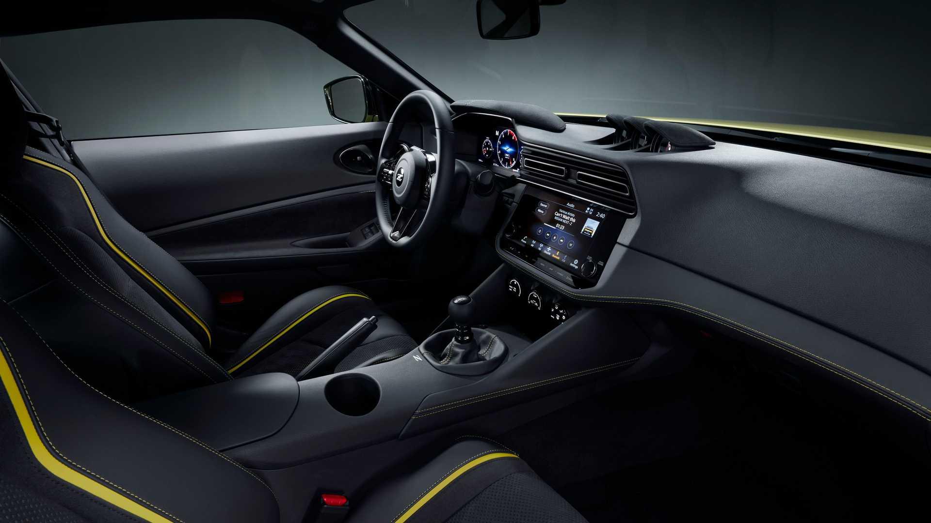 Yeni Nesil Nissan Z: Proton