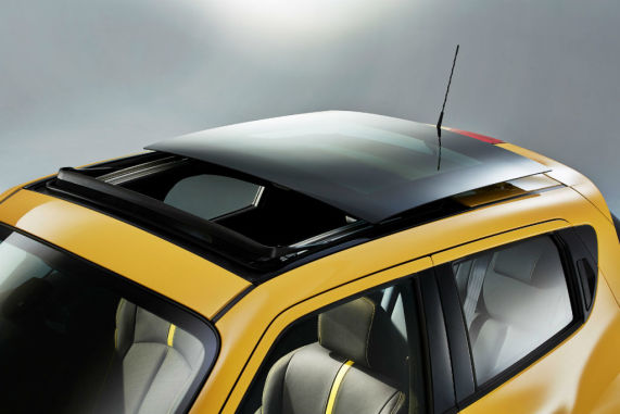 nissan juke sunroof